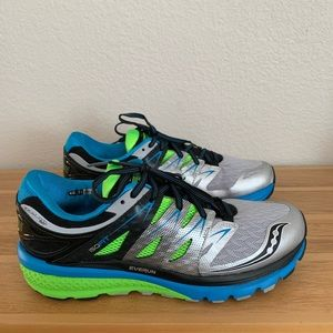 Saucony Men's Zealot Iso 2.0 Running Shoes New
